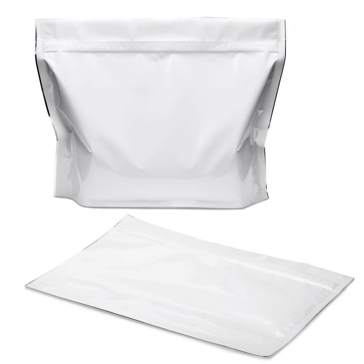 2222 2 White Child Resistant 12×9×4 (Exit Bag) – 100 Pack