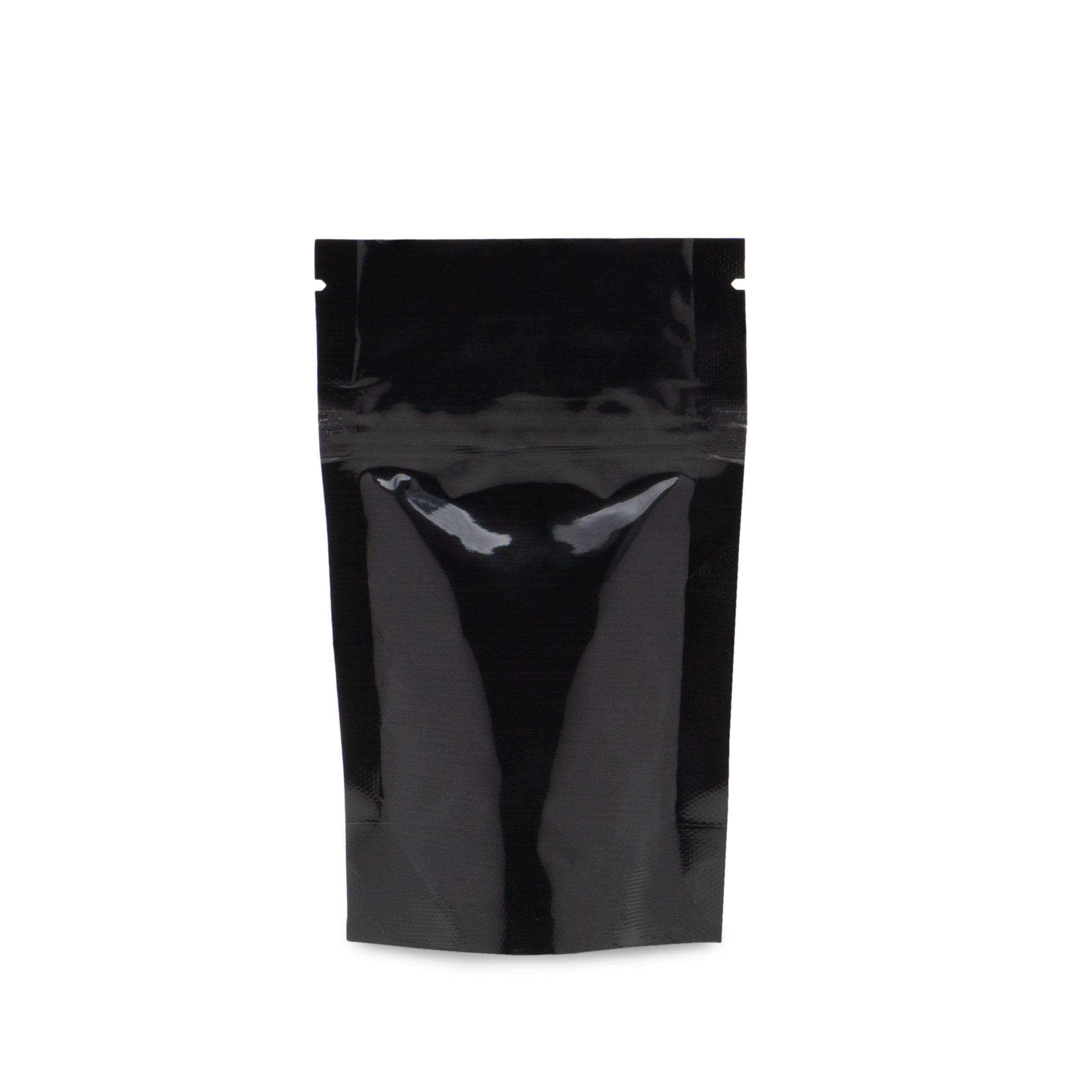CareBlack Child Resistant 3.75×6×2 (1/8 oz) – 100 Pack
