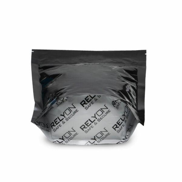 CareBlack Child Resistant 6×10×2.5 (1 oz) – 100 Pack