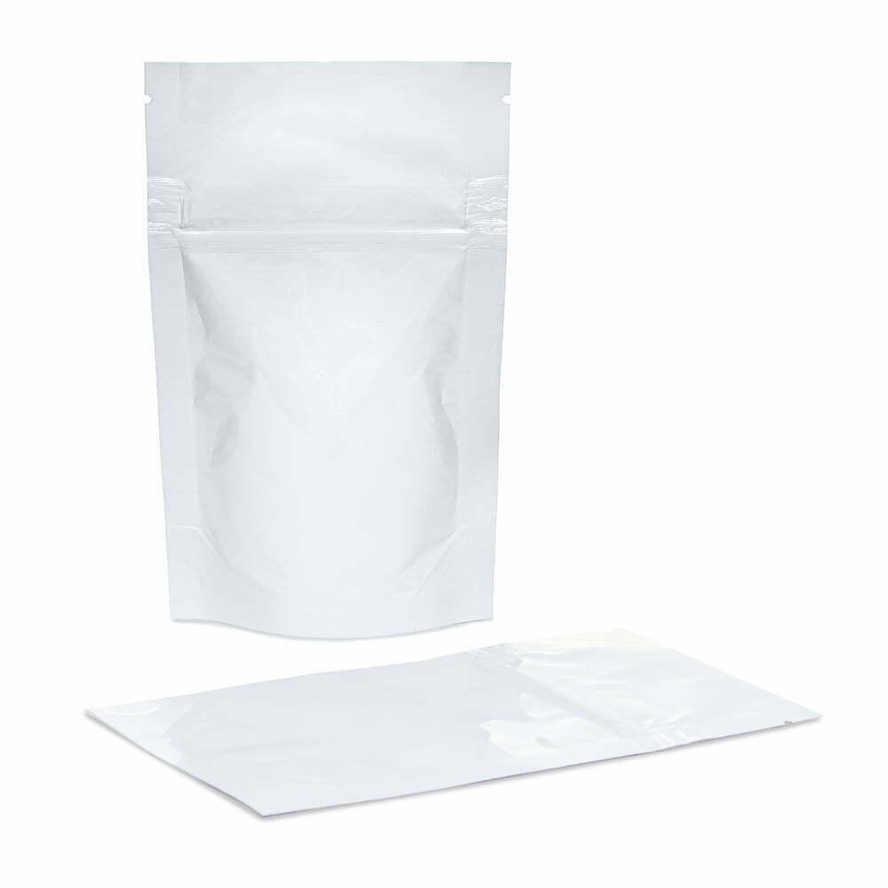 CareWhite Child Resistant 3.75×6×2 (1/8 oz) – 100 Pack