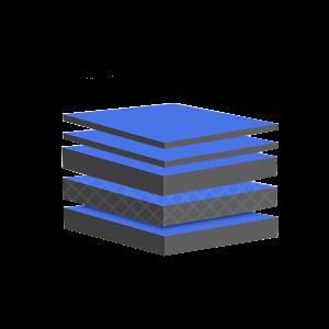 reflection durawhite lamination structure White Child Resistant 5×8×2.5 (1/2 oz) – 100 Pack