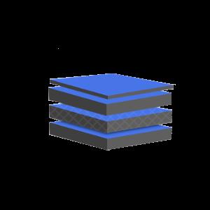 reflection ktaft mylar lamination structure Kraft 7.5×11.5×3.5 – 100 Pack