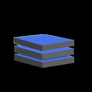 reflection super black lamination structure Clear/Black 3.5×4.5 – 100 Pack