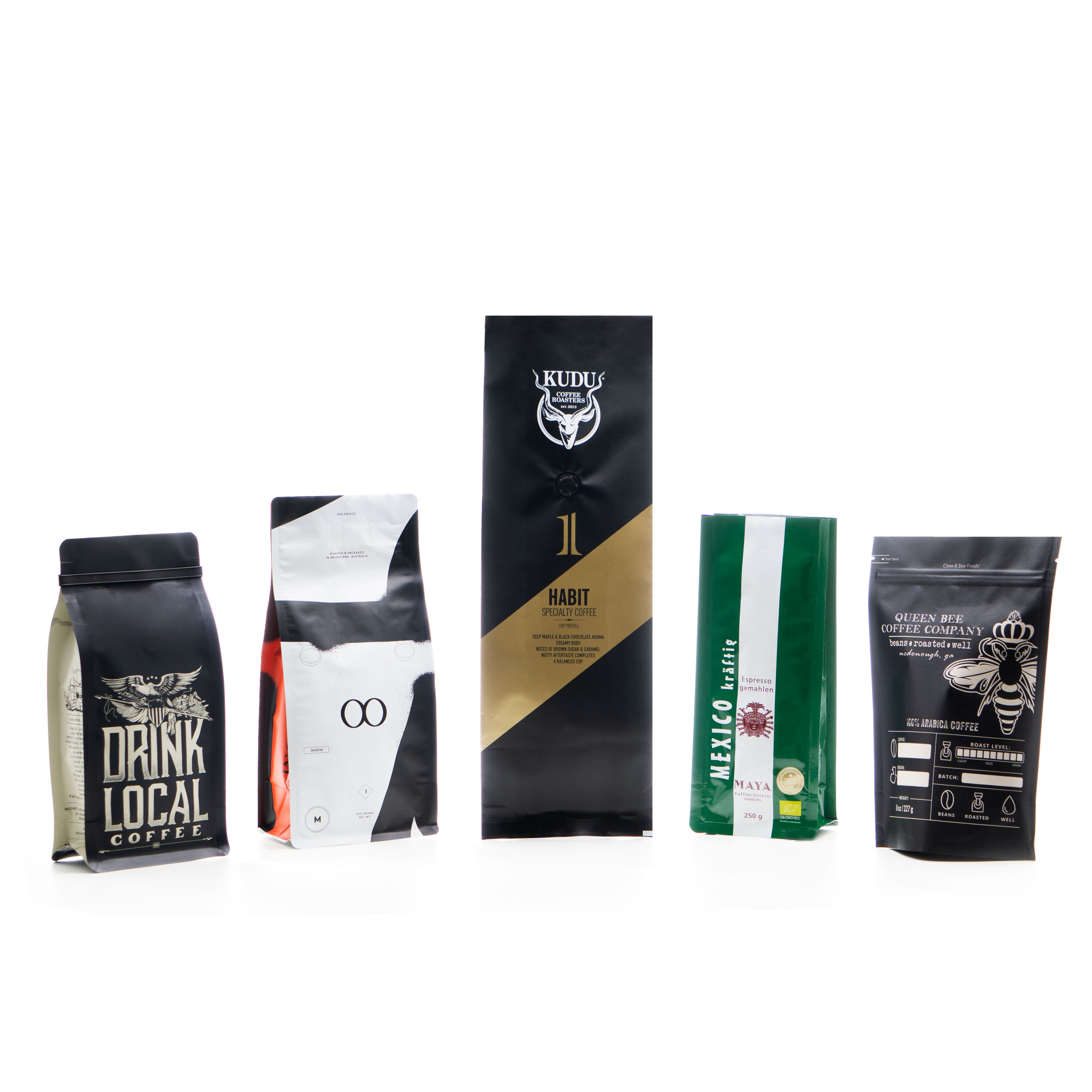 bag11 DSC00257 Everything You Need to Know About How to Choose Coffee Packaging