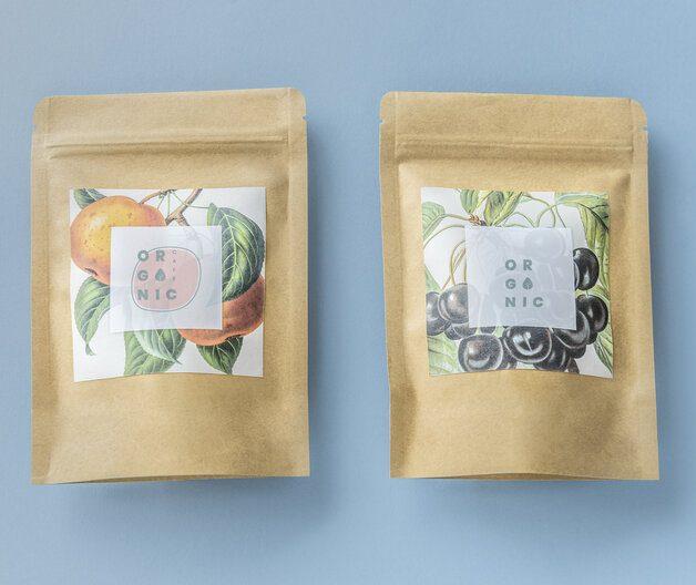 Organic food packaging