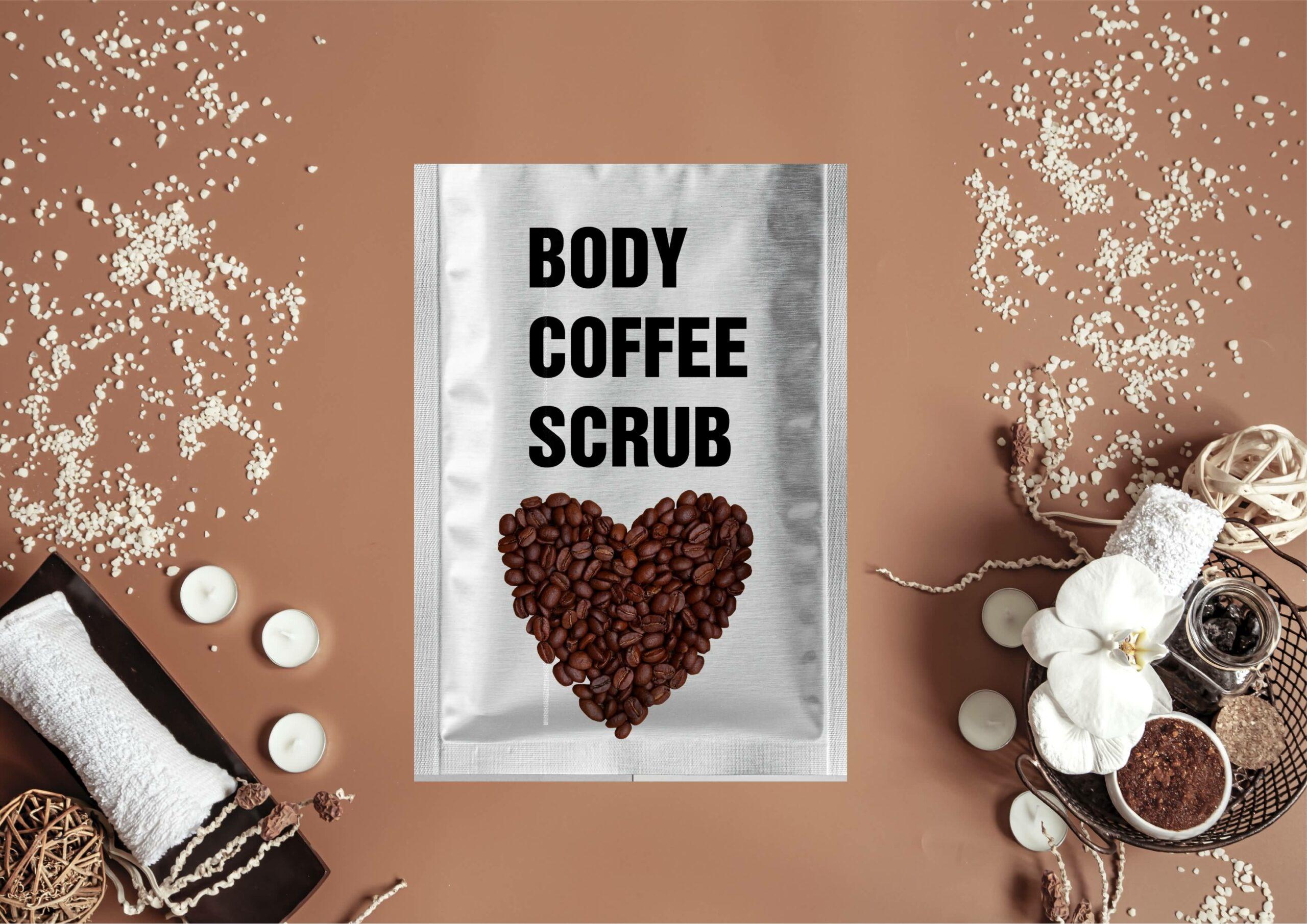Body Scrub Packaging