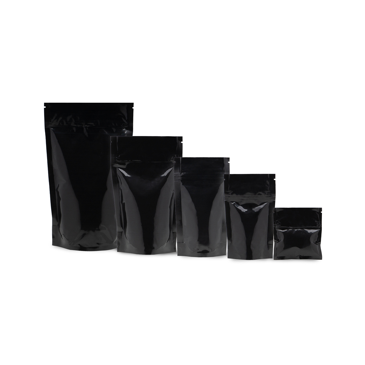 Child Resistant Pouch Bags