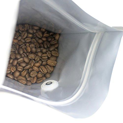 coffee bags valve