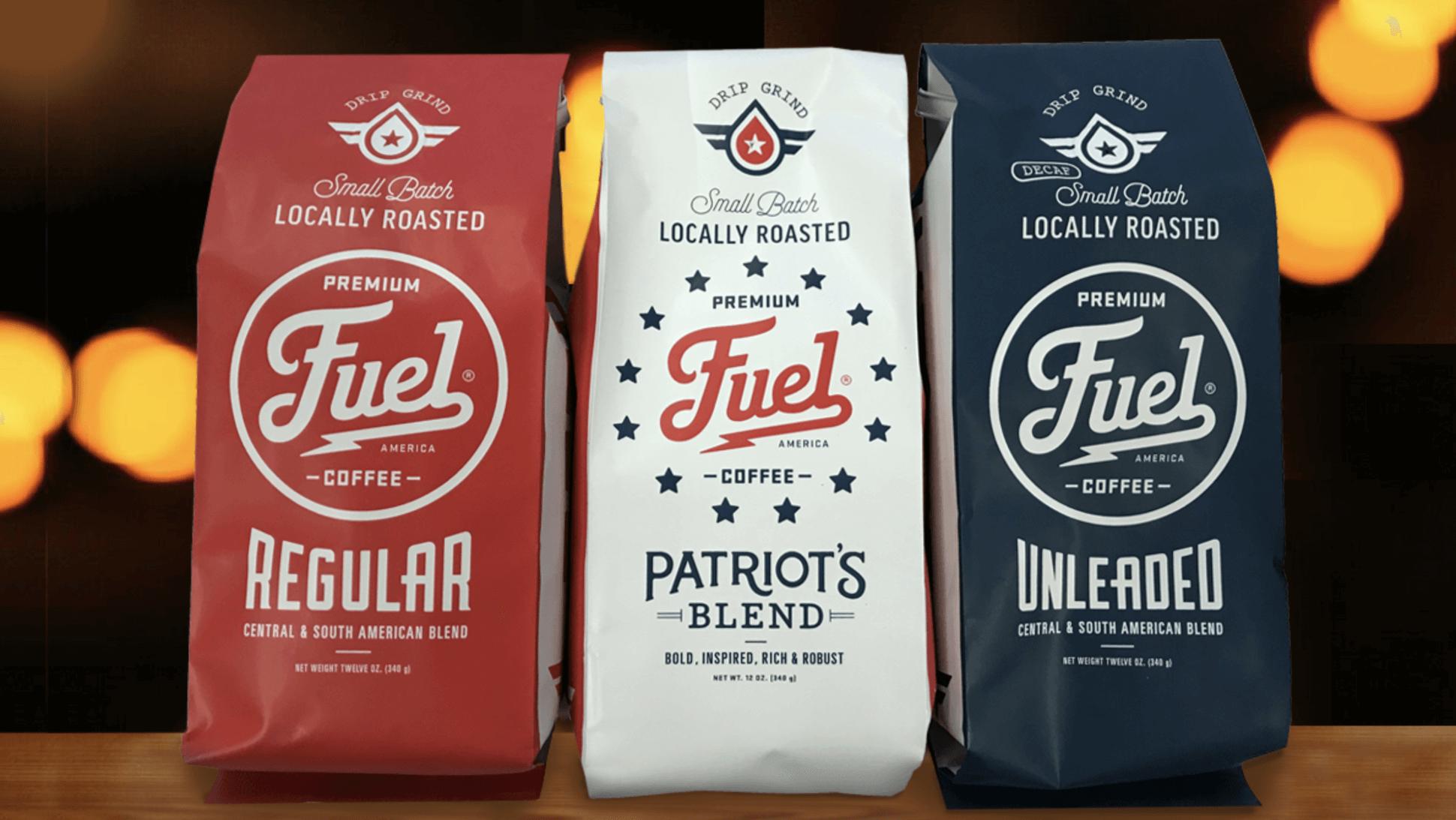 Fuel America Coffee Bags