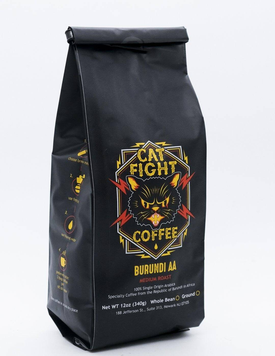 Catfight Coffee Bags