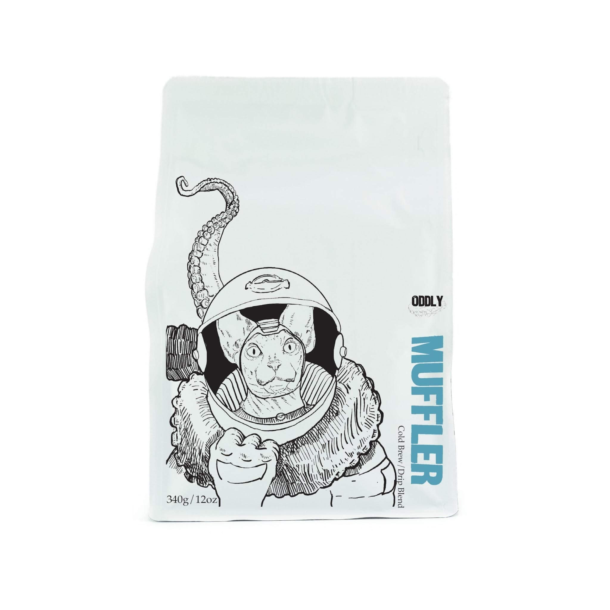 Oddly Correct Coffee Bags