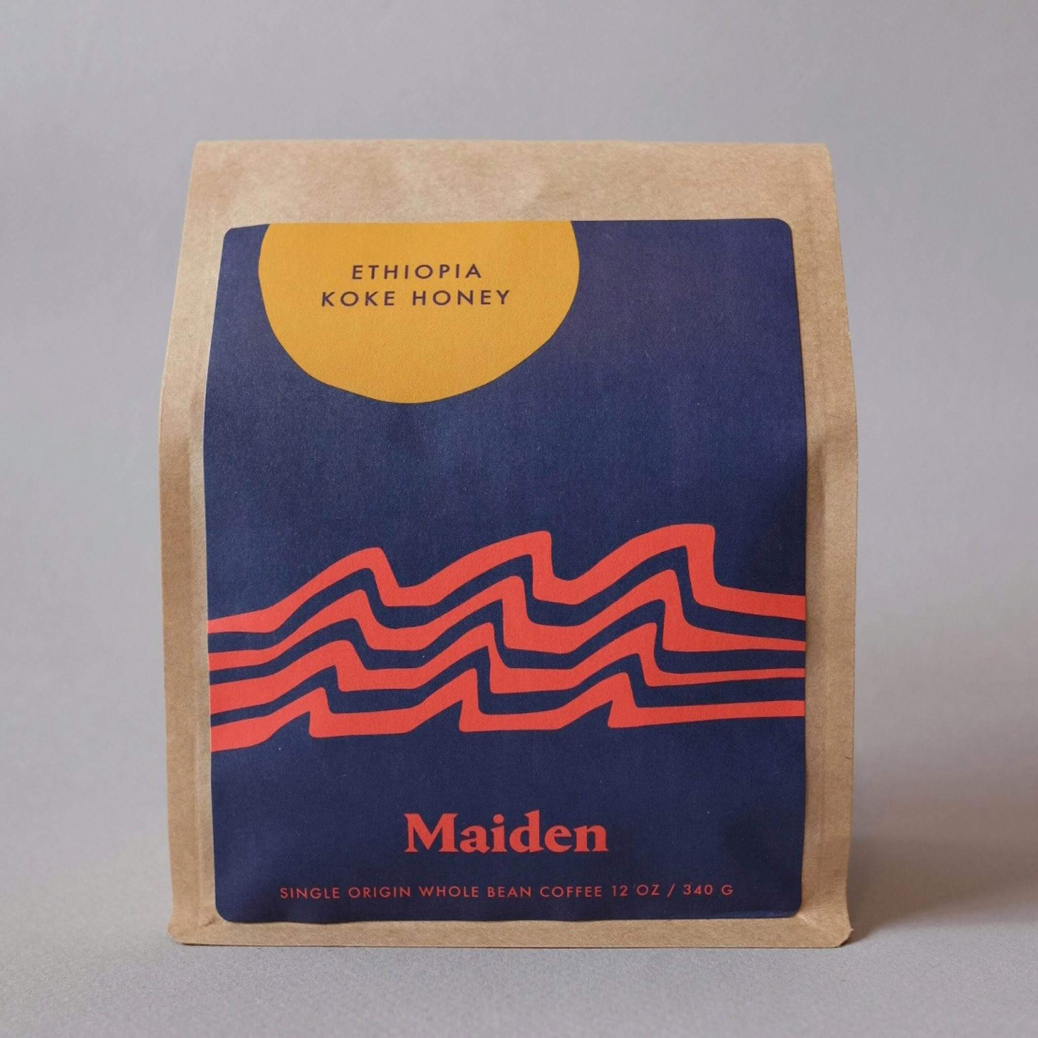 Maiden Coffee Roasters Coffee bags