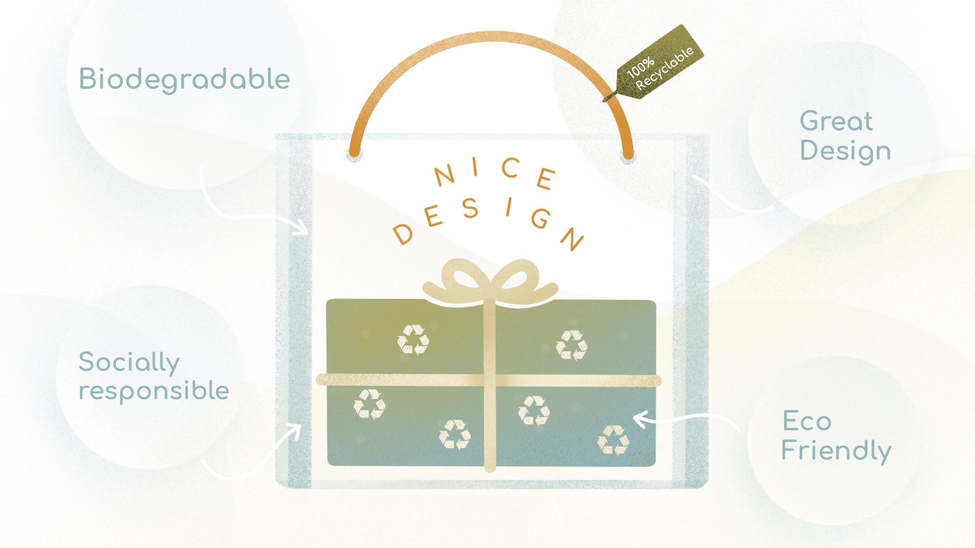 Eco friendly infographic 2 The Pros and Cons of Eco-Friendly Packaging and Why It Pays to Make the Switch